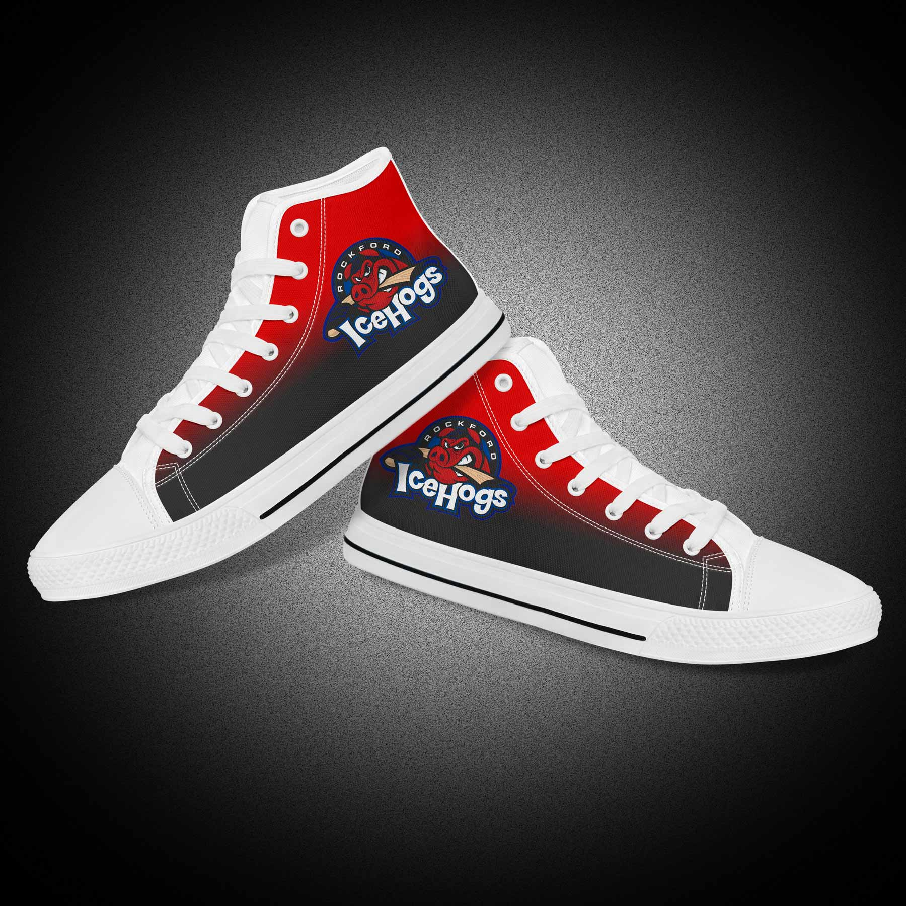 Custom Any Pattern Casual Canvas High Top Convers Fashion Boots