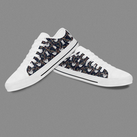 Low Top Vulcanized Sneakers Casual Shoes For Men