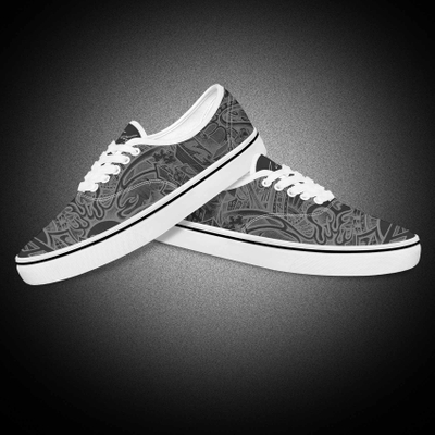 Custom Girls' Favorite Flat Loafers Vans Canvas Shoes For lady