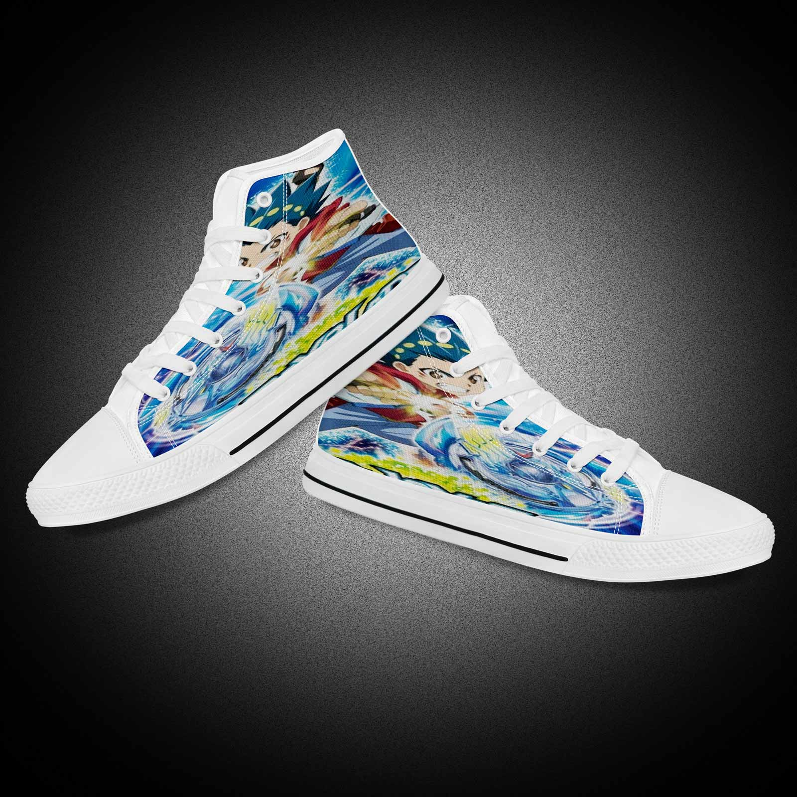 High-Top Men Sports Shoes 2020 Most Fashion Basketball Star Customized Shoes