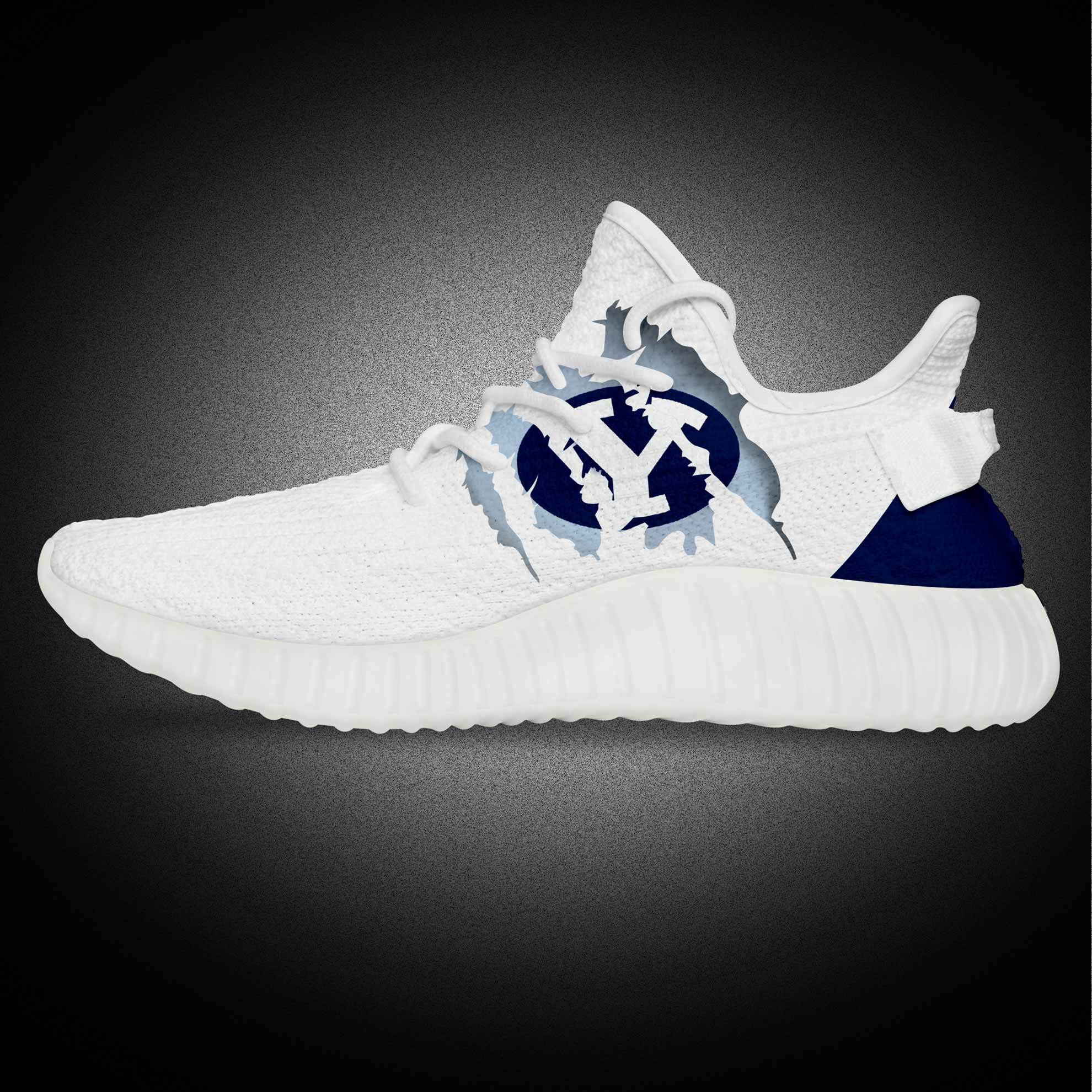 Most Popular Creative Birthday Gift Yeezy Shoes Customized for Boyfriend